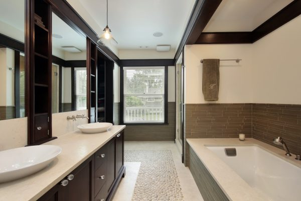 Luxury Bathroom Remodel Fort Atkinson, WI
