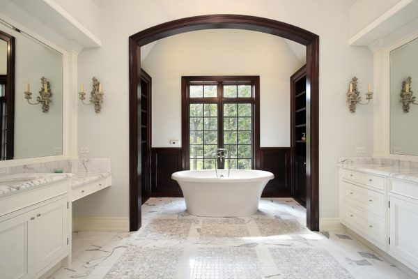 Luxury Home Bathroom Design