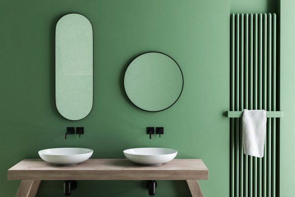 2019 Bathroom Mirror Trend