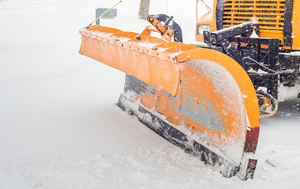 Commercial Snow Removal Service Fort Atkinson, WI
